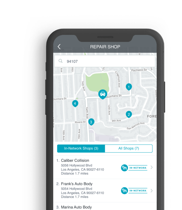 Car Insurance Claim with Metromile